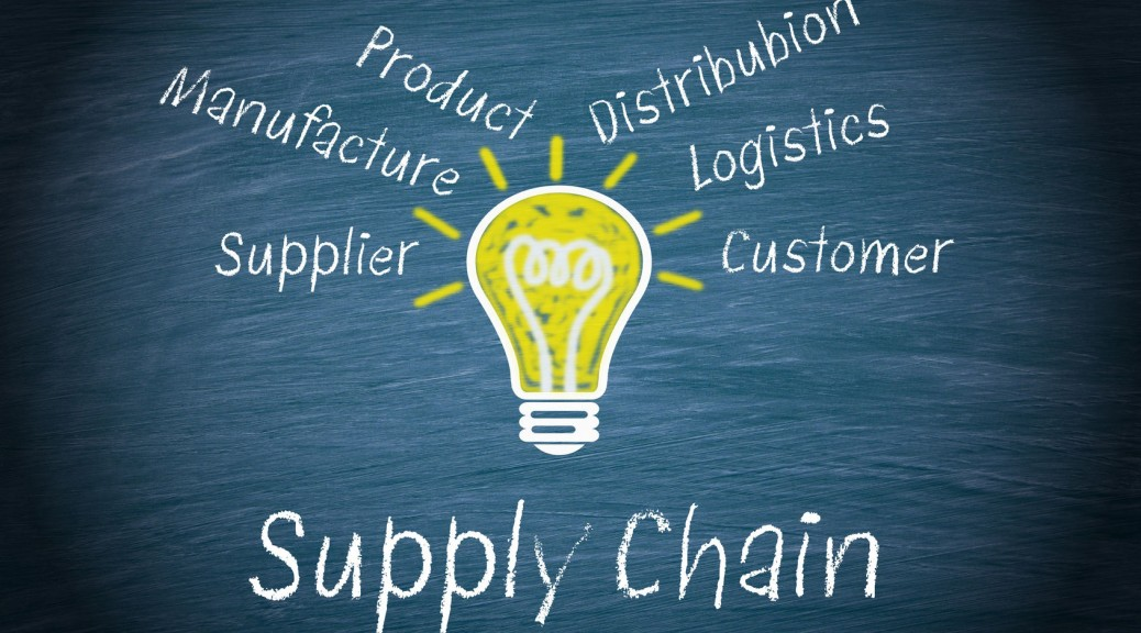 supply chain light bulb